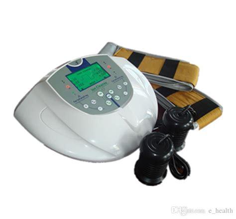 Negative Ion Foot Detox by Dual Negative Ion Hdro Sana Ion Cleanse Detox Foot Spa