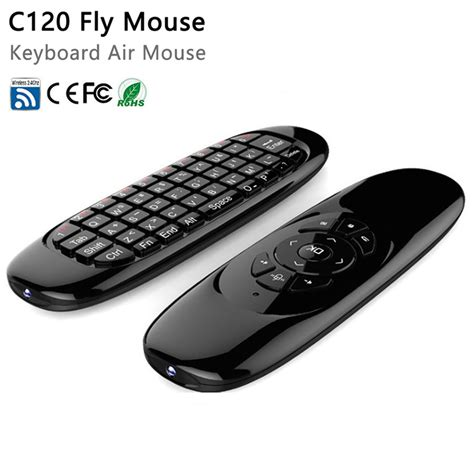 Mouse Wireless Airmouse2 New aliexpress buy gyroscope fly air mouse c120 wireless keyboard android remote