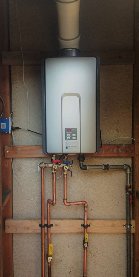 Tankless Water Heater Plumbing by Tankless Water Heater In Agoura Ca Ventura