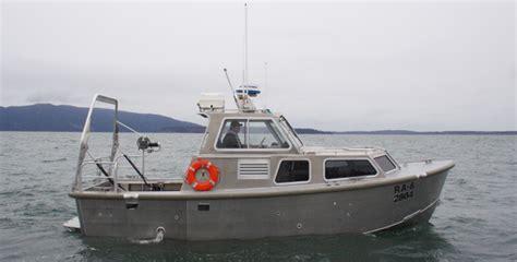 monohull boat monohull survey boat 30c all american marine aluminum