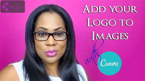 canva youtube watermark watermark how to add your logo watermark overlay to images