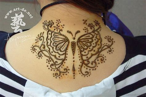 henna tattoo designs in neck 50 henna neck tattoos