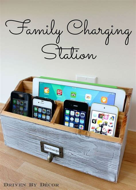 electronic charging station 20 office organization tips the idea room