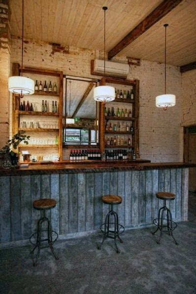 top   garage bar ideas cool cantina workshop designs