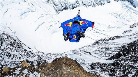Special Kaos Tnf Everest 2 base jumper and russian sports tsar valery rozov