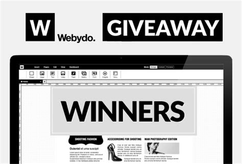 Giveaways Website - web design how do i create a website without writing code rachael edwards