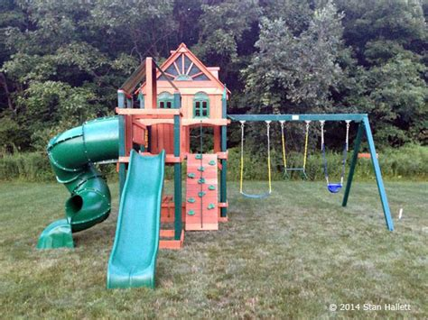 woodbridge swing set gorilla playsets swing set installation ma ct ri nh me