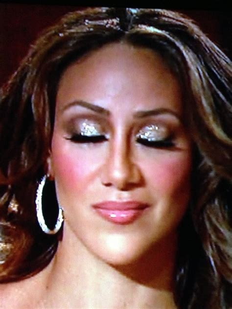 melissa gorga lipstick melissa gorga glitter makeup melissa gorga pinterest