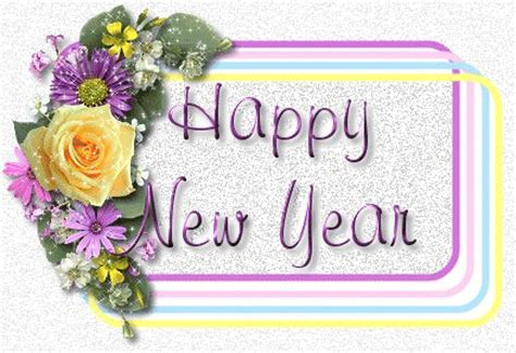 flower happy new year gif glittering happy new year 2011 scraps images pictures photos 2011 unique happy new year