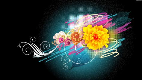 themes of background high resolution flower themes background frame