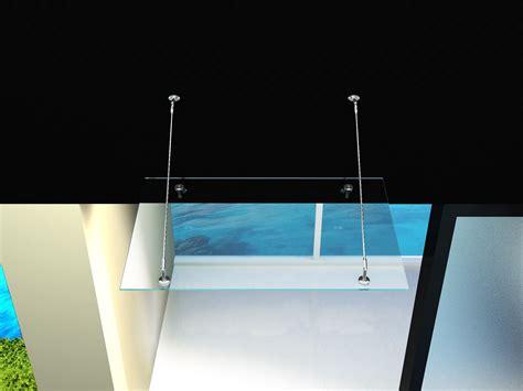 moderne vordächer glas vordach 180 x 90 cm duschdeals