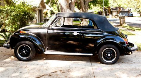 volkswagen classic super beetle karman limited edition convertible