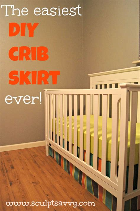 Diy Crib Bed Skirt 10 Best Diy Crib Bedding Images On Diy Crib Nursery Decor And Nursery Ideas