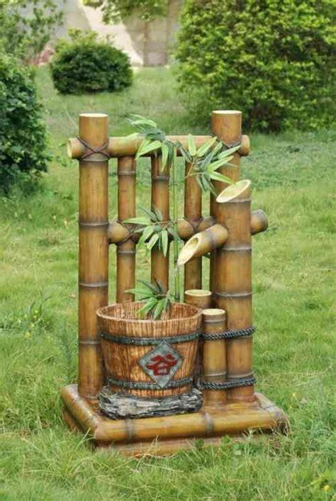 Fabriquer Des Objets En Bambou by Bambou D 233 Co 40 Id 233 Es Pour Un D 233 Cor Jardin Avec Du Bambou