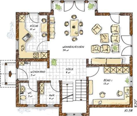 Haus 140 Qm Grundriss einfamilienhaus grundrisse 120 150 qm
