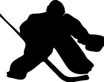 Eishockey Helm Sticker by Hockey Goalie Etsy
