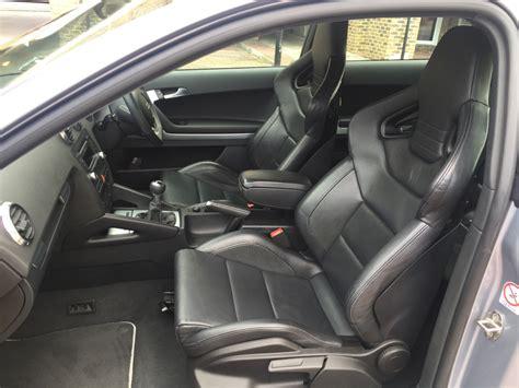 audi s3 interior for sale for sale genuine recaro wingback seats interior