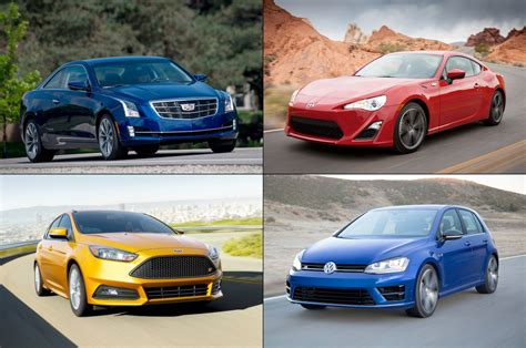 Bauanleitung Auto by 10 Fabulous Feeling Manual Cars To Buy In 2015 Motor Trend