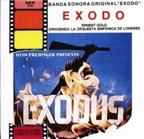 theme music exodus film soundtrack ernest gold exodo exodus