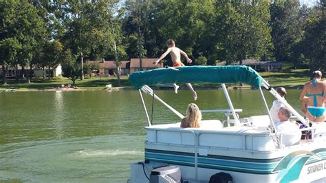 pontoon diving board 17 best images about 2013 lillipad diving board on
