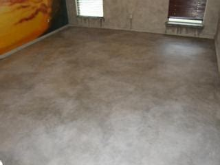 Concrete Bedroom Floor Ideas by Painted Concrete Bedroom Floor Home Decor Ideas