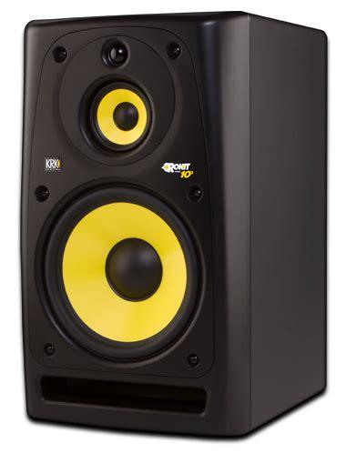 Speaker Krk rokit rp10 3 studio monitors speaker krk systems