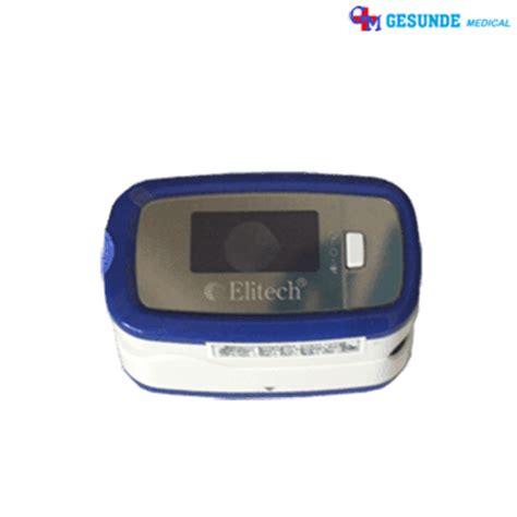 Jual Alat Test Hemoglobin jual elitech pulse oxymeter fox2 alat cek oksigenasi
