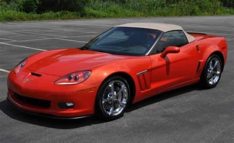corvette by year pictures chevrolet releases 2011 corvette model year statistics
