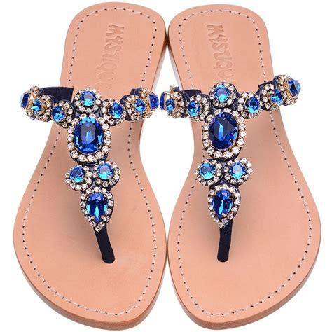 blue sandals for wedding flip flops flip flops blue sandals