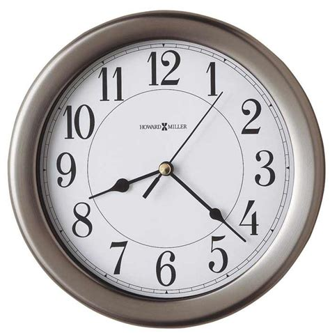 analog howard miller wall clock clocks battery wall clocks simply wall clocks decorative