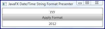 format date based on locale java javafx based simpledateformat demonstrator dzone java