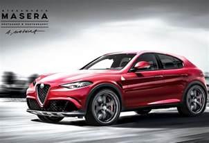 Alfa Romeo Suv News Le Nouveau Suv D Alfa Romeo Arrive En 2016 Moniteur