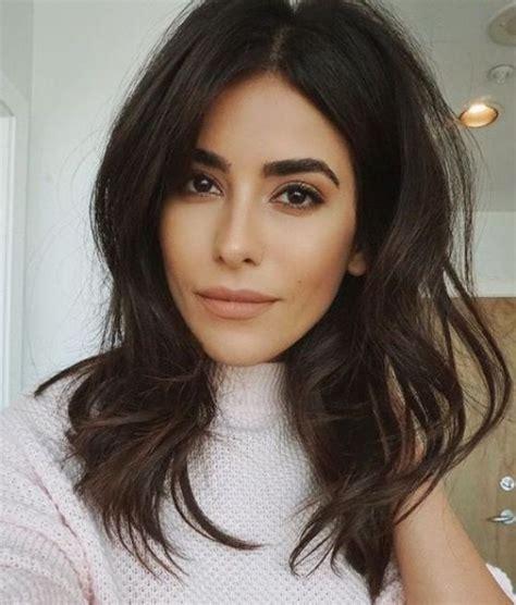 look 2017 cabello mujer morena cortes de cabello que est 225 n siendo tendencia actualmente