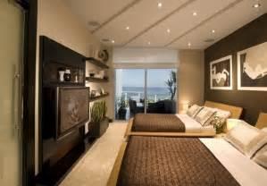 meuble tv chambre deco moderne