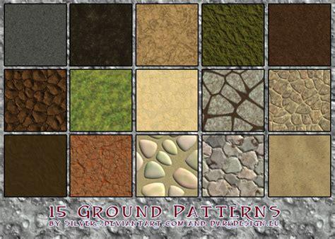 Pattern Photoshop Ground | ground texture patterns by silver on deviantart