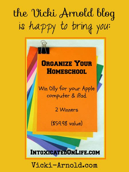 organization archives simply vicki olly a homeschool giveaway simply vicki