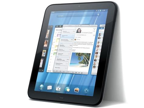 Hp Tablet 4g hp webos tablet touchpad 4g mit 1 5 ghz prozessor und 32 gbyte notebookcheck news