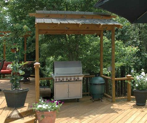 bbq porch shed with porch plans pictures of barbecue shed from