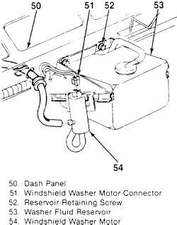 repair guides windshield wipers and washers washer repair guides windshield wipers windshield washer motor autozone com