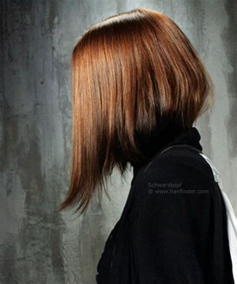 angled long hair long in front long angled bob i love bob haircuts pinterest