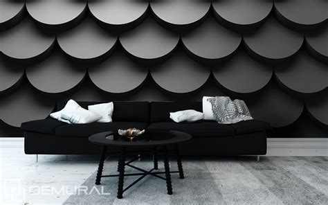 black and white wallpaper murals uk shadows of tiles black and white wallpaper mural