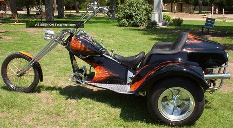 Motorrad Dreirad by 1976 Volkswagon Custom Motorcycle Trike