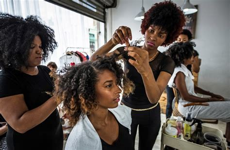 best black hair salons nyc 2015 at a santo domingo hair salon rethinking an ideal look