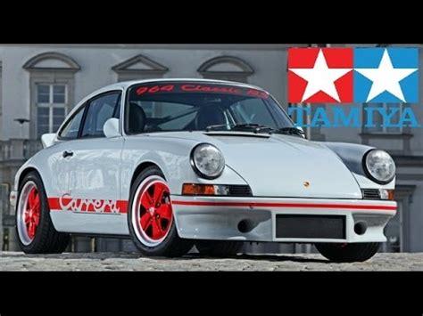 tamiya porsche 911 tamiya rc outdoor tt 02r porsche 911 carrera rsr 1973
