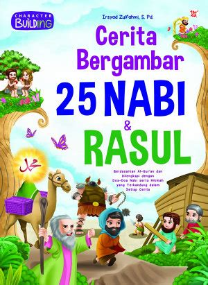 Buku Anak Rakyat Seri Nabi buku bergambar 25 nabi rasul penulis penerbit kawah media pustaka kategori toko buku