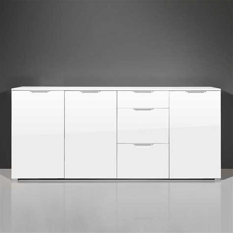 schlafzimmer sideboard schlafzimmer sideboard wambada in wei 223 hochglanz pharao24 de