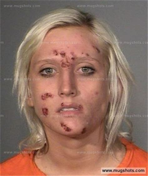 this is ashley marie brooker is was arrested for operating