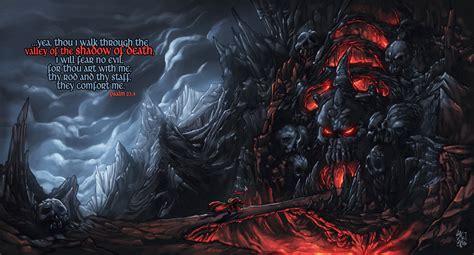 valley of the shadow of death by thiagozero on deviantart