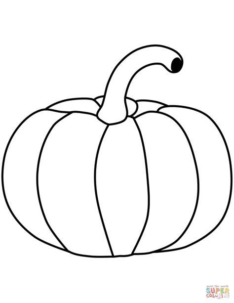 Color Pages Pumpkin by Miraculous Pumpkin Coloring Pdf Pum 24540