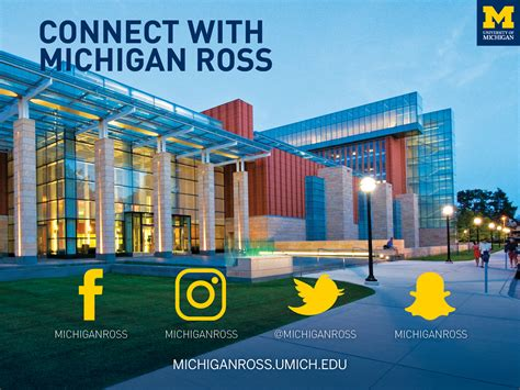 Michigan Ross Mba Scholarships by Prospective Students Of Michigan